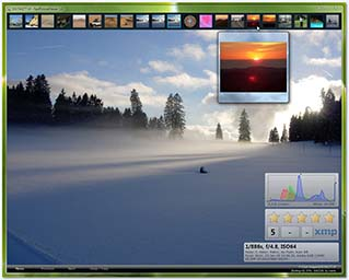 FastPictureViewer Professional Image Viewer running on Windows 7