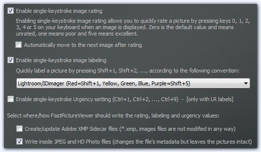 Adobe XMP and Microsoft Photo Rating
